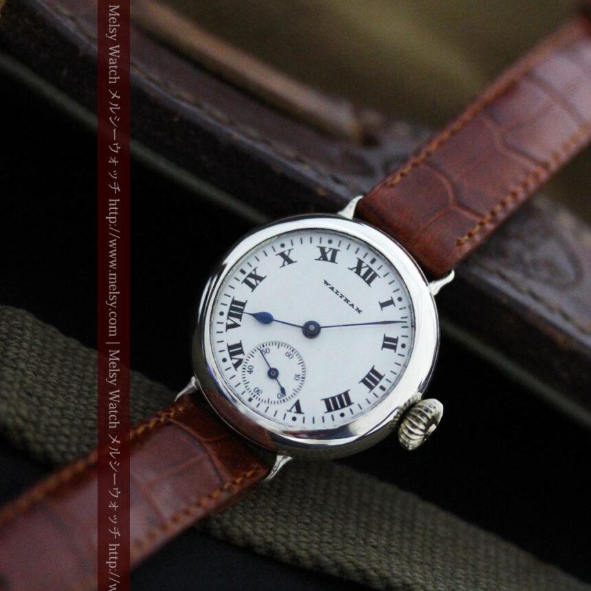 ウォルサムのアンティーク腕時計-W1438-4