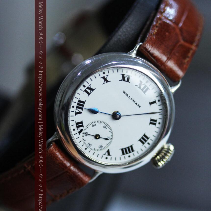 ウォルサムのアンティーク腕時計-W1438-5