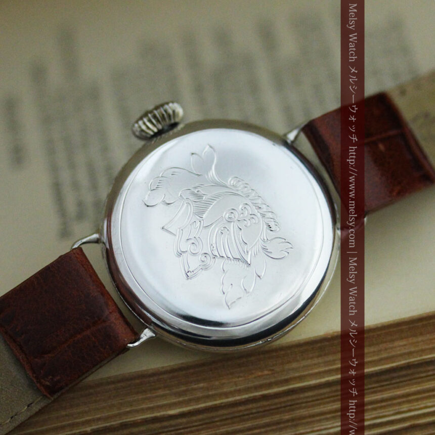 ウォルサムのアンティーク腕時計-W1438-6