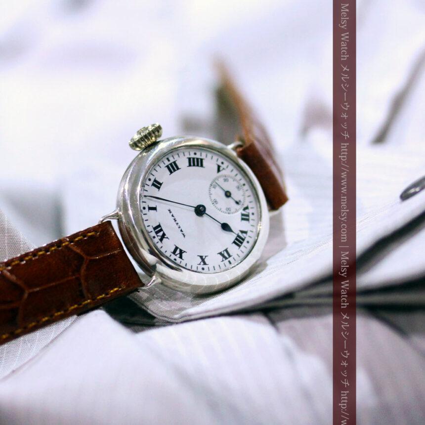 ウォルサムのアンティーク腕時計-W1438-8