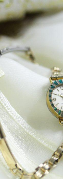 エルメスのアンティーク腕時計-W1439-1