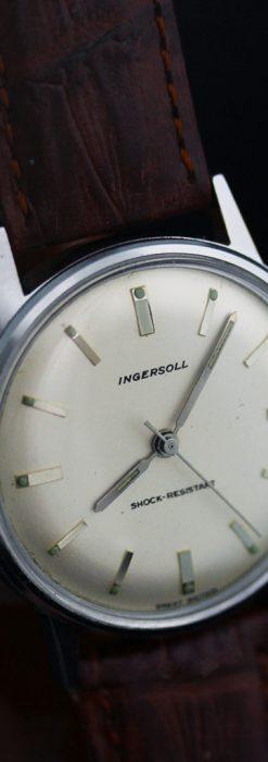 インガーソルのレトロな腕時計-W1440-2