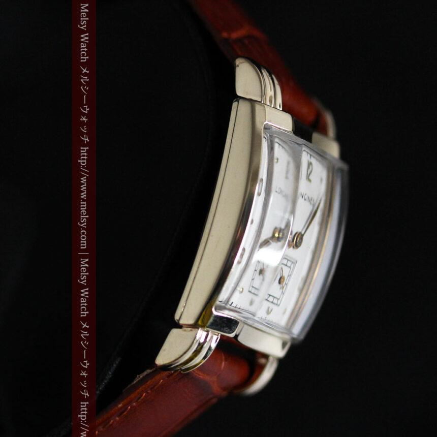 ロンジンの1949年製のアンティーク腕時計-W1444-13