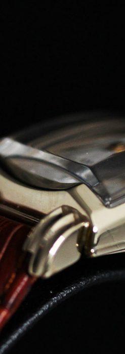 ロンジンの1949年製のアンティーク腕時計-W1444-8