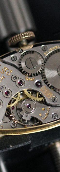ブローバ女性用の1939年製アンティーク腕時計-W1445-16