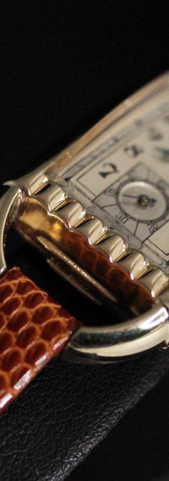 ブローバ女性用の1939年製アンティーク腕時計-W1445-8