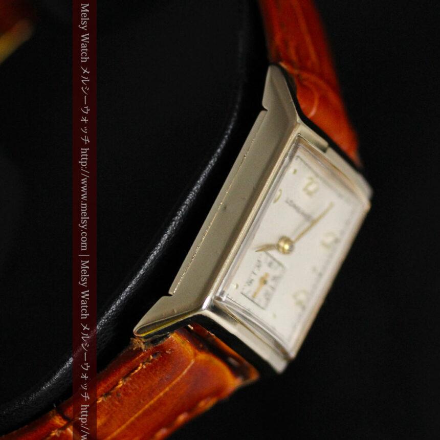 ロンジンの1950年製のアンティーク腕時計-W1446-13