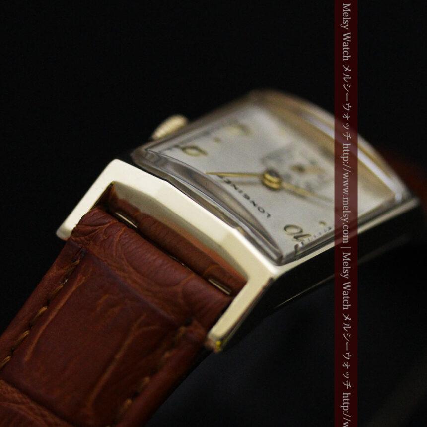 ロンジンの1950年製のアンティーク腕時計-W1446-9
