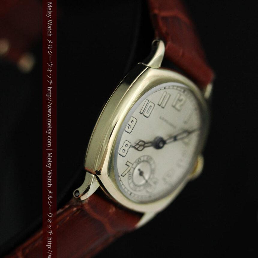 ロンジンのカジュアルなアンティーク腕時計-W1452-11