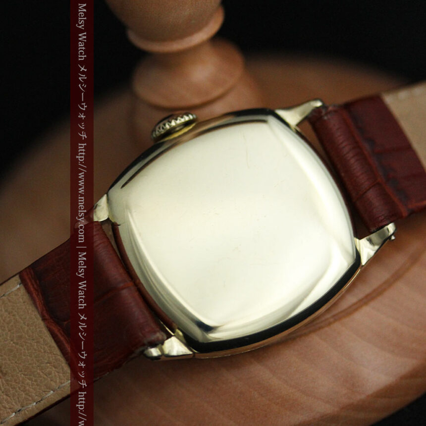 ロンジンのカジュアルなアンティーク腕時計-W1452-12