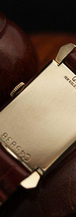 グリュエンの渋さの光るアンティーク腕時計-W1457-13