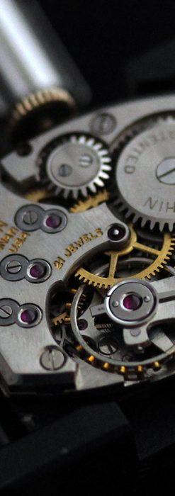 グリュエンの渋さの光るアンティーク腕時計-W1457-15