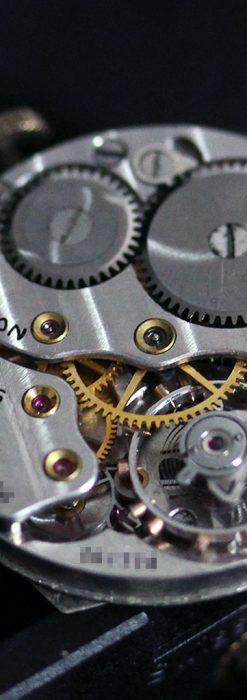 ハミルトンの曲線の綺麗な1940年頃のアンティーク腕時計-W1460-14