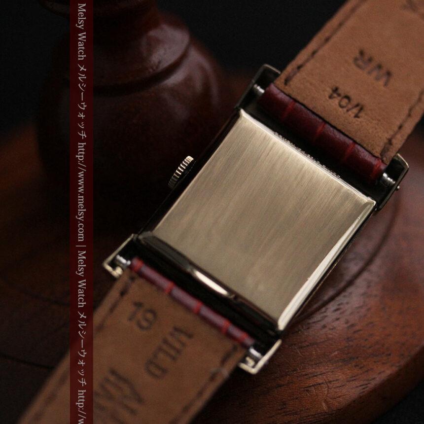 グリュエン騎士の兜のようなアンティーク腕時計-W1461-16