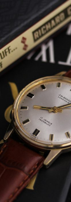 ベンソン レトロ腕時計 昭和年代の醍醐味 【1960年頃】-W1463-3