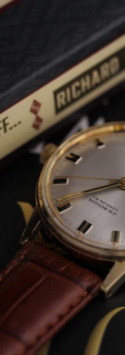 ベンソン レトロ腕時計 昭和年代の醍醐味 【1960年頃】-W1463-4