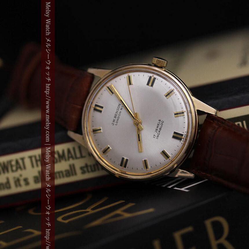 ベンソン レトロ腕時計 昭和年代の醍醐味 【1960年頃】-W1463-5