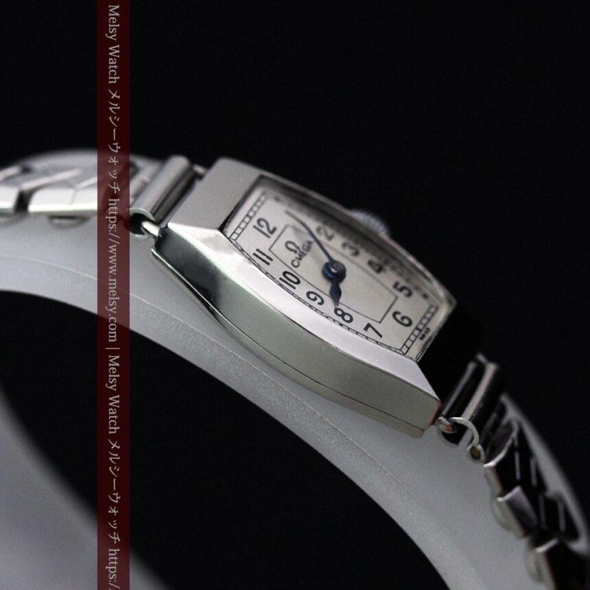 長く使いたくなるデザインのオメガの女性用アンティーク腕時計【1938年製】-W1468-13