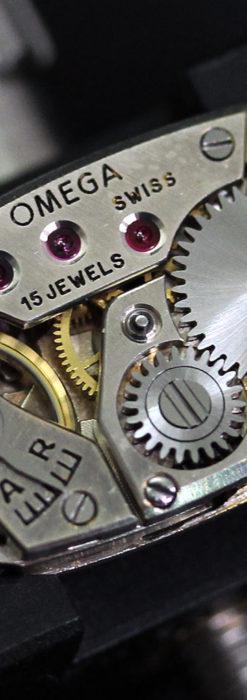 長く使いたくなるデザインのオメガの女性用アンティーク腕時計【1938年製】-W1468-15