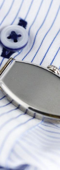 上品さが光る美しいハミルトンの金無垢アンティーク腕時計【1930年頃】箱付き-W1470-9