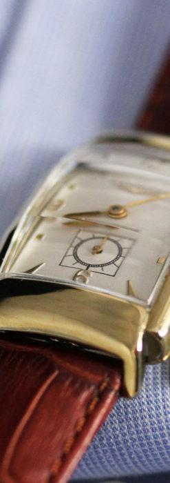 ロンジン アンティーク腕時計 昭和のレトロ美 【1951年製】-W1480-12