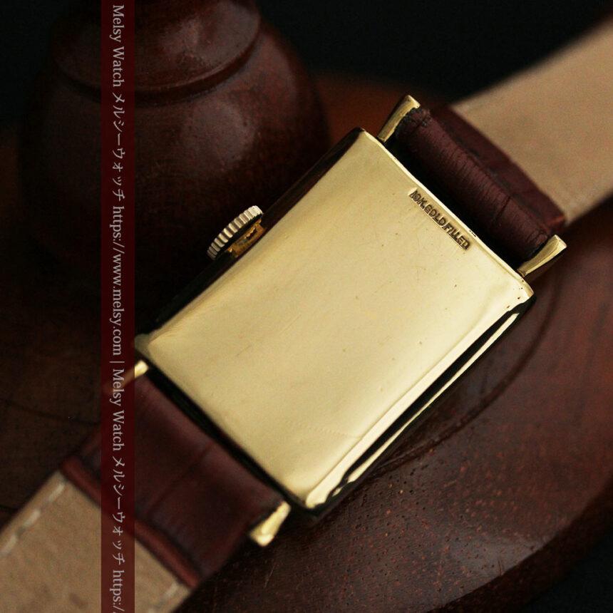 ロンジン アンティーク腕時計 昭和のレトロ美 【1951年製】-W1480-13