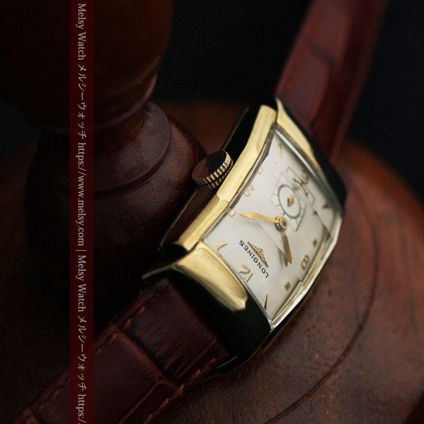 ロンジン アンティーク腕時計 昭和のレトロ美 【1951年製】-W1480-6