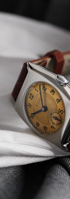 ロレックス・チュードル 奥深い素朴さのアンティーク腕時計 【1940年頃】-W1488-10