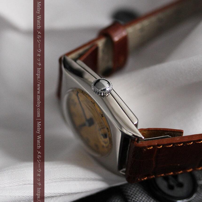ロレックス・チュードル 奥深い素朴さのアンティーク腕時計 【1940年頃】-W1488-11