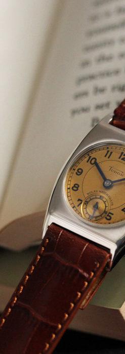 ロレックス・チュードル 奥深い素朴さのアンティーク腕時計 【1940年頃】-W1488-13