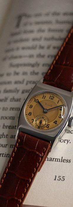 ロレックス・チュードル 奥深い素朴さのアンティーク腕時計 【1940年頃】-W1488-14