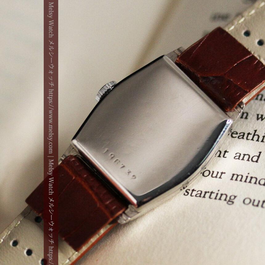 ロレックス・チュードル 奥深い素朴さのアンティーク腕時計 【1940年頃】-W1488-16