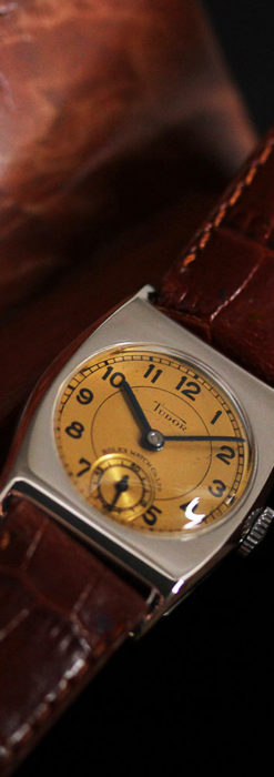 ロレックス・チュードル 奥深い素朴さのアンティーク腕時計 【1940年頃】-W1488-6