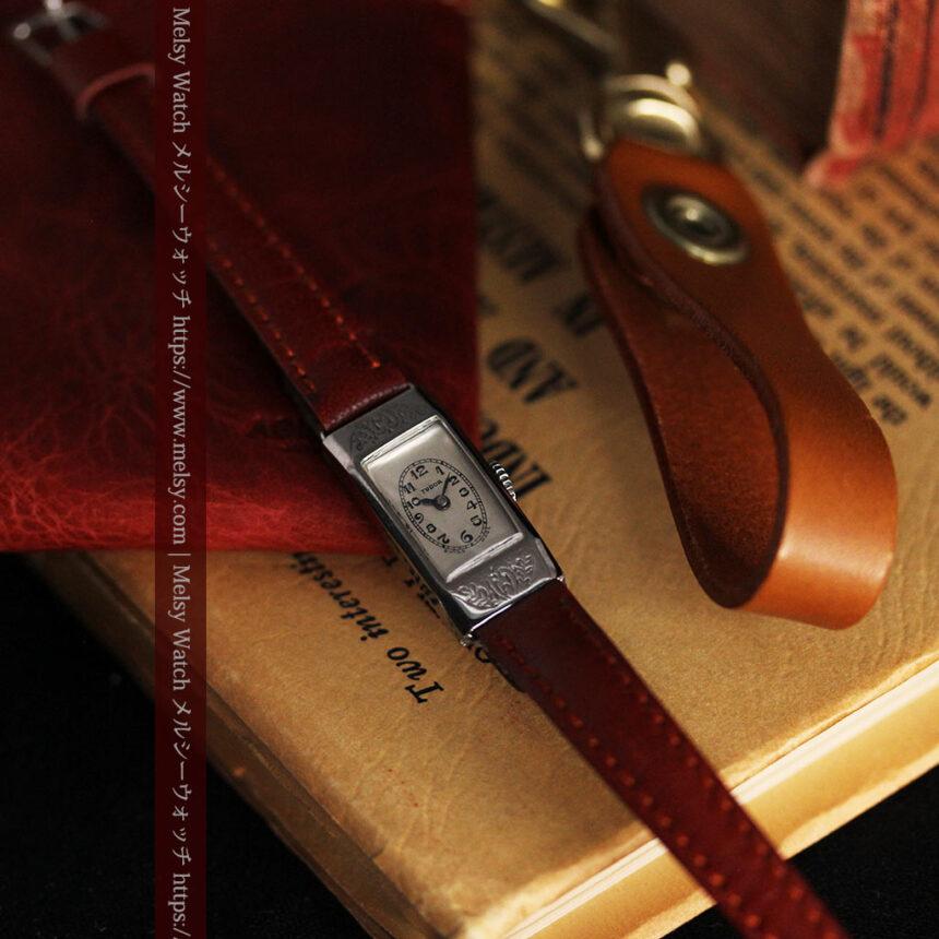 ロレックス・チュードル 魅せる上品なアンティーク腕時計 【1930年頃】-W1496-11