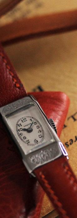 ロレックス・チュードル 魅せる上品なアンティーク腕時計 【1930年頃】-W1496-12