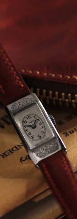 ロレックス・チュードル 魅せる上品なアンティーク腕時計 【1930年頃】-W1496-13