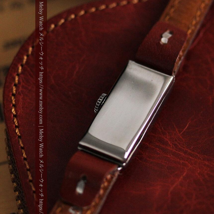 ロレックス・チュードル 魅せる上品なアンティーク腕時計 【1930年頃】-W1496-15