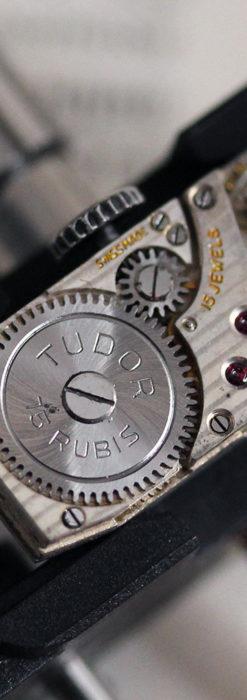 ロレックス・チュードル 魅せる上品なアンティーク腕時計 【1930年頃】-W1496-17