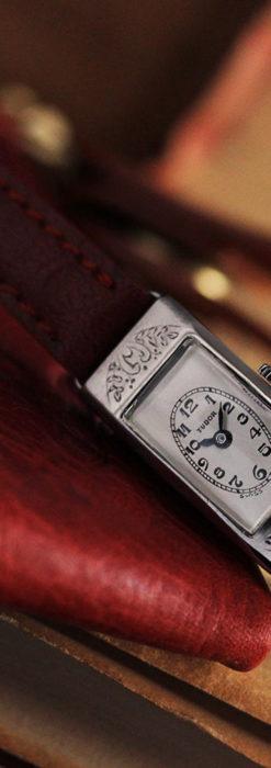 ロレックス・チュードル 魅せる上品なアンティーク腕時計 【1930年頃】-W1496-19
