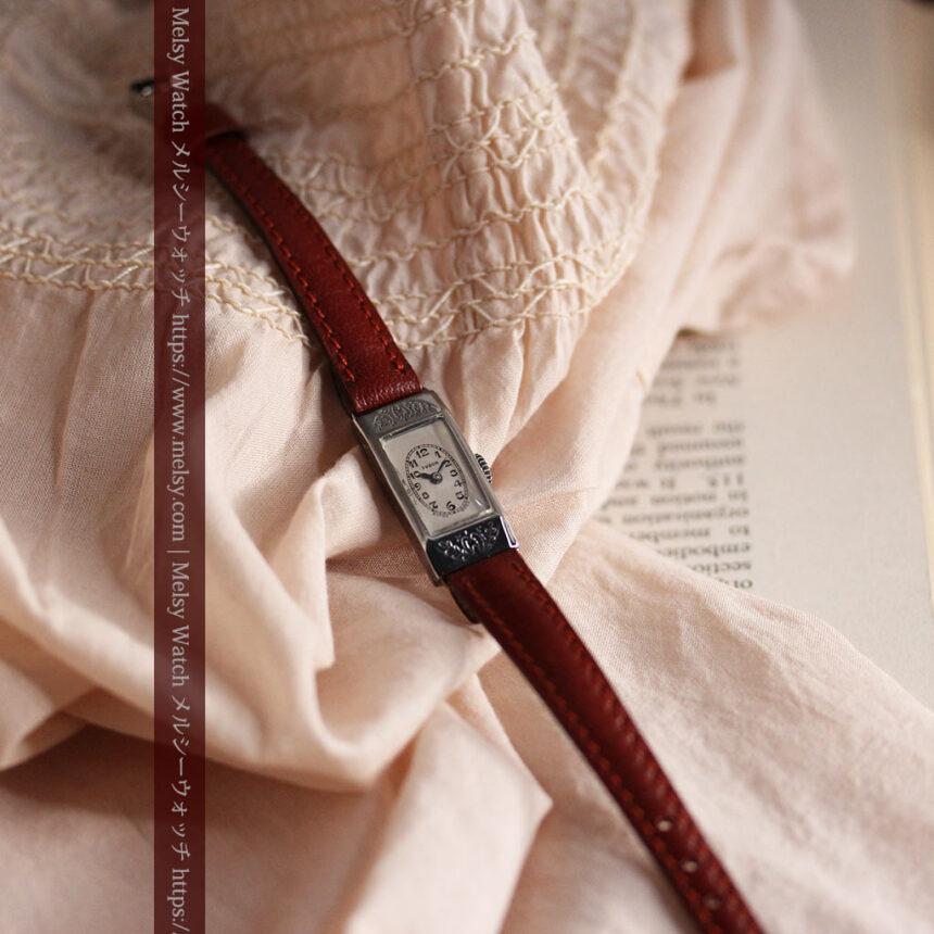 ロレックス・チュードル 魅せる上品なアンティーク腕時計 【1930年頃】-W1496-2