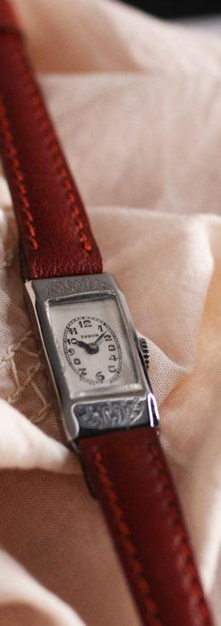 ロレックス・チュードル 魅せる上品なアンティーク腕時計 【1930年頃】-W1496-3