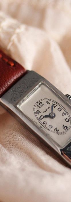 ロレックス・チュードル 魅せる上品なアンティーク腕時計 【1930年頃】-W1496-5