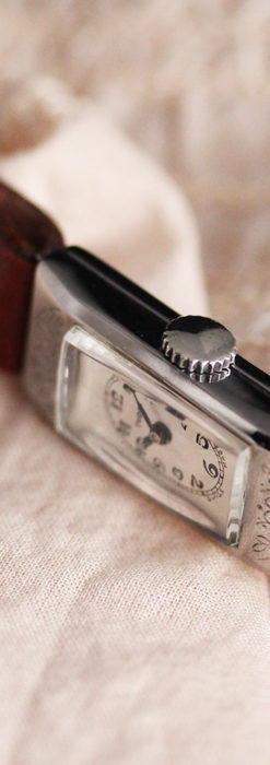 ロレックス・チュードル 魅せる上品なアンティーク腕時計 【1930年頃】-W1496-7