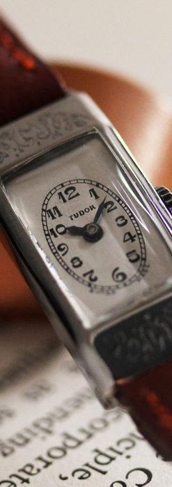 ロレックス・チュードル 魅せる上品なアンティーク腕時計 【1930年頃】-W1496-8