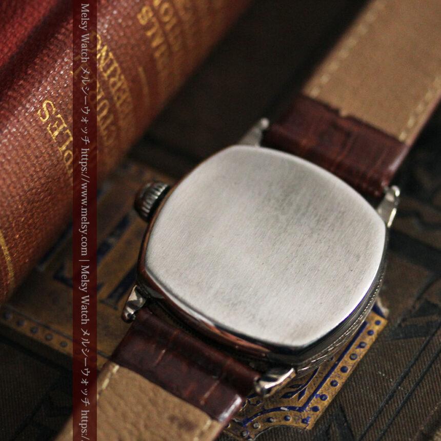 ウォルサムのアンティーク腕時計 十字が輝く金彩装飾 【1906年製】-W1500-14