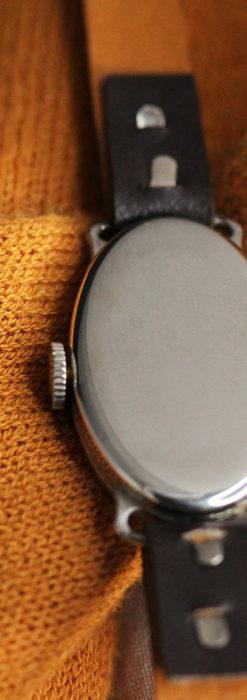 細工の綺麗なウォルサムの婦人物アンティーク腕時計 【1931年製】-W1504-13