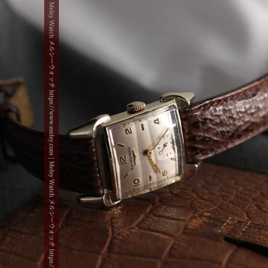 ロンジン 大人の遊び心を擽るアンティーク腕時計 【1952年製】箱付き-W1505-10