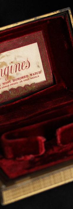 ロンジン 大人の遊び心を擽るアンティーク腕時計 【1952年製】箱付き-W1505-14