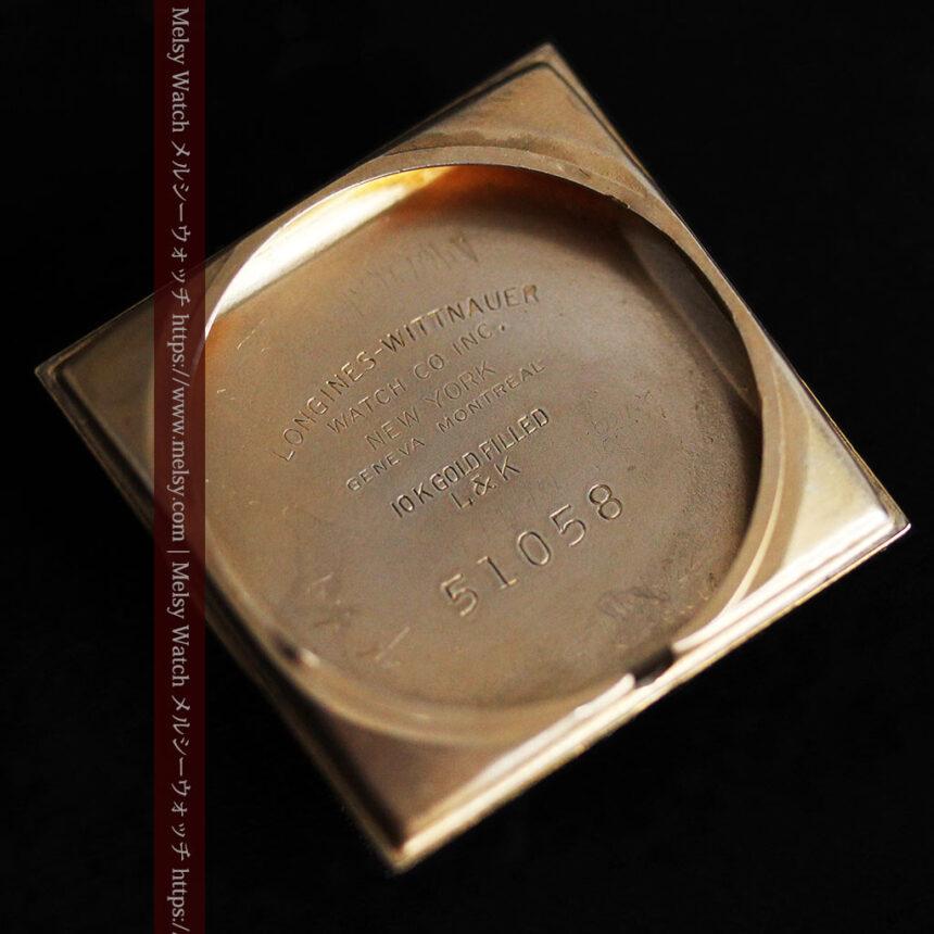 ロンジン 大人の遊び心を擽るアンティーク腕時計 【1952年製】箱付き-W1505-21