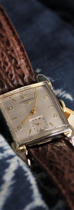 ロンジン 大人の遊び心を擽るアンティーク腕時計 【1952年製】箱付き-W1505-5
